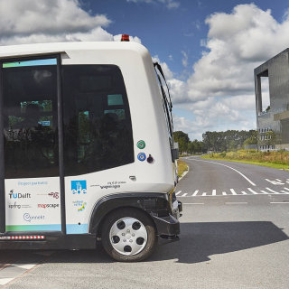 Experiments with automated driving in real-life situations