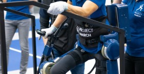 Project MARCH wins Cybathlon