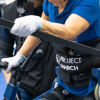 Project MARCH wins Cybathlon Experience