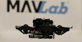World's smallest autonomous racing drone