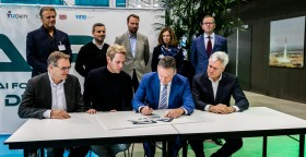 Ahold Delhaize and TU Delft join forces